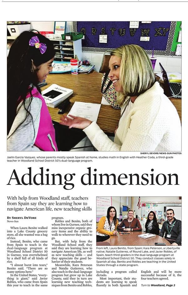 Dual Language / Our Program in the News