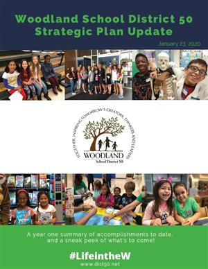 Strategic Plan Progress Report image